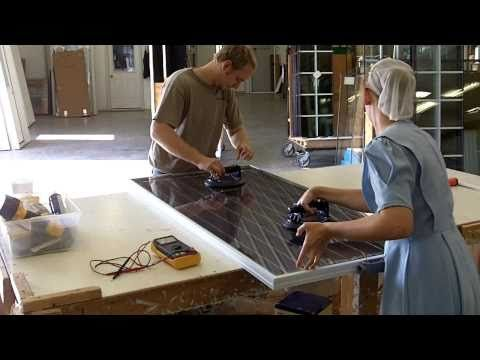 How To Make A Solar Panel Part 2 - http://www.newvistaenergy.com/solar-energy/solar-panels/how-to-make-a-solar-panel-part-2/