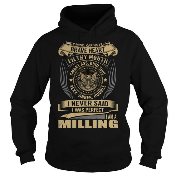 [New tshirt name meaning] MILLING Last Name Surname T-Shirt  Free Ship  MILLING Last Name Surname T-Shirt  Tshirt Guys Lady Hodie  SHARE and Get Discount Today Order now before we SELL OUT  Camping 2016 special hoodies tshirts milling last name surname