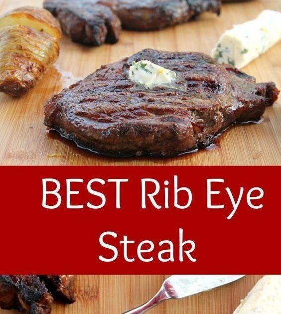 This Really Is My Best Rib Eye Steak Recipe It S Tender And Juicy And Full Of Flavor Ribeye Steak Recipes Rib Eye Steak Recipes Oven Best Rib Eye Steak Recipe