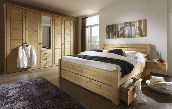 De 25+ bedste idéer inden for Schlafzimmer komplett massivholz på - komplett schlafzimmer massiv