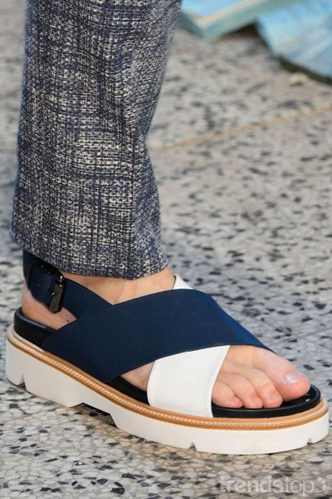 foto de key footwear trends for Spring/Summer 2017 Summer Spring and Catwalks