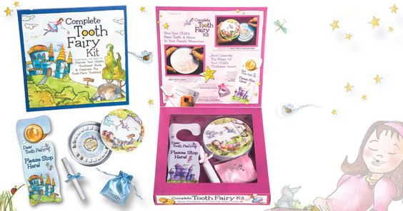 Complete Toothfairy Kit