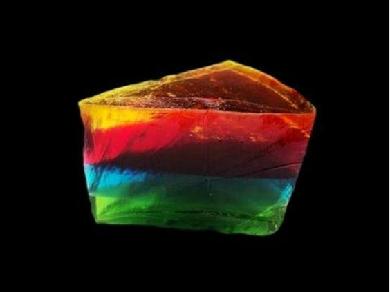 gummy cake - Ever eaten a gummy bear? This is a cake all made out of that!!!!