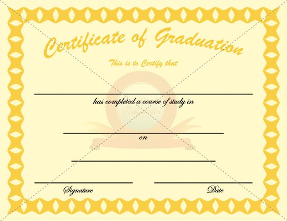 Moving on Ceremony Pre-K Certificate - graduation certificate
