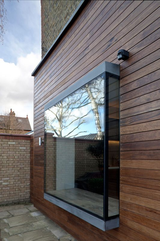 Glass box window seat delivers the wow factor latest for Modern window house