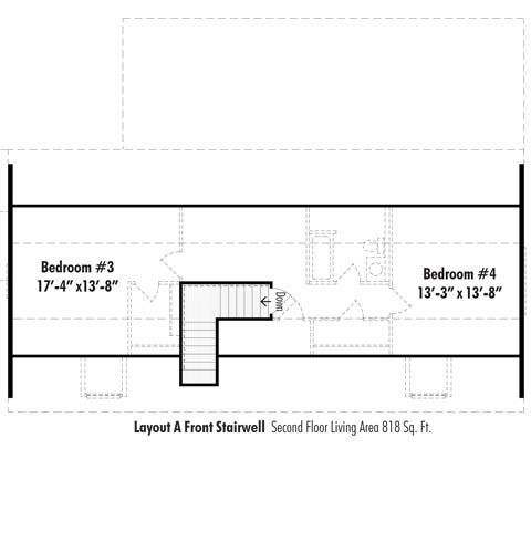 Image Result For Finished Attic Floor Plans Lowatticstorage
