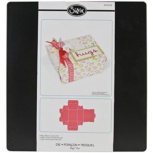 Sizzix Stanzer Bigz Pro - Box, Takeout Carton #2 Sizzix http://www.amazon.de/dp/B007QNHABQ/ref=cm_sw_r_pi_dp_ekxCvb17SHHG6