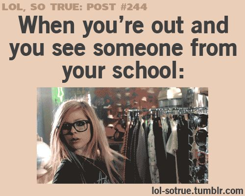 LOL SO TRUE POSTS - Funniest relatable posts on Tumblr. ----Walk in the other direction.