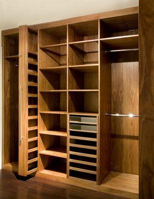 Zapatera closets pinterest dise o armario y for Diseno zapateras para closet
