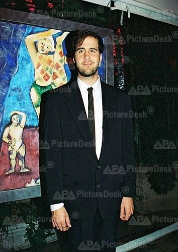 Krist Novoselic in Germany '96
