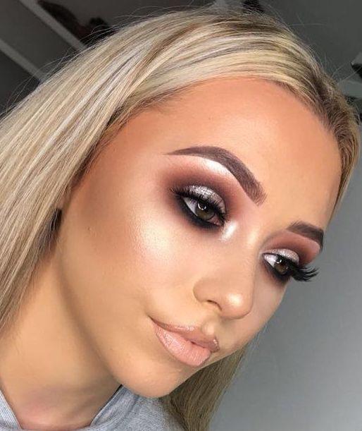 Lovely Soft Makeup Look Soft Glam Makeup Soft Makeup Looks Glam Makeup Look