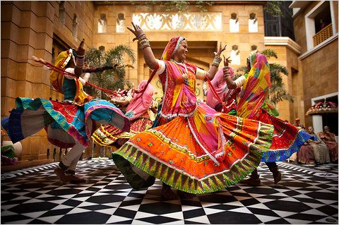 Garba Dance, Gujarat