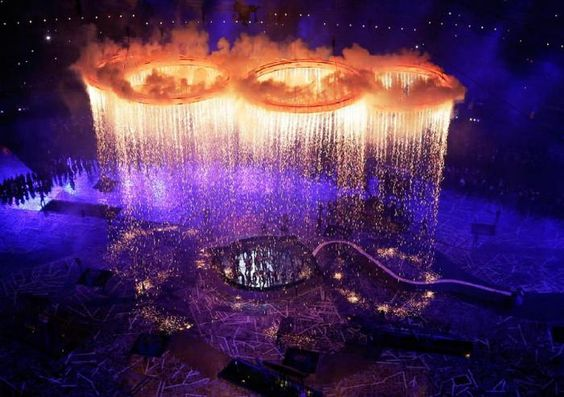 Olympic Games 2012 London Opening Ceremony Photos