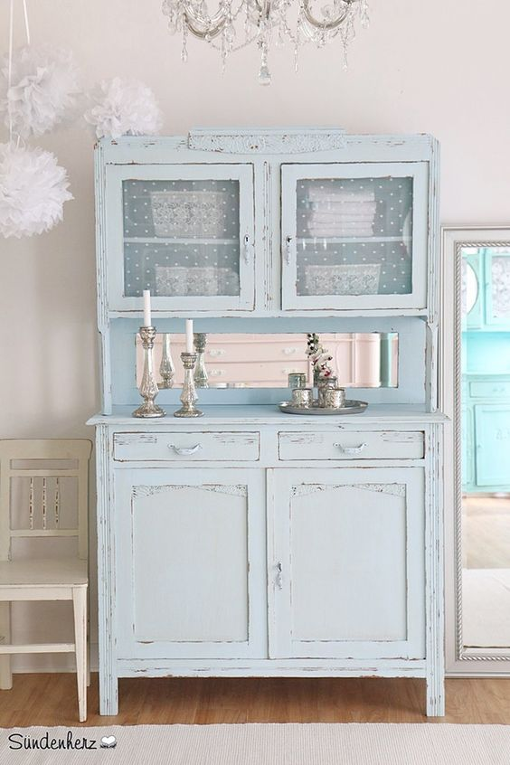 shabby chic buffet pippa k chenbuffet k chenschrank und. Black Bedroom Furniture Sets. Home Design Ideas