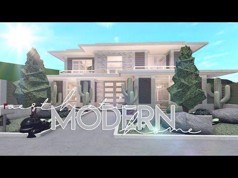 30+ Aesthetic house ideas bloxburg ideas in 2021
