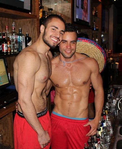 Nyc gay hot spot