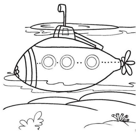 Epic Submarine Underwater Coloring Sheet For Kids Coloring Sheets For Kids Coloring Sheets Coloring Pages