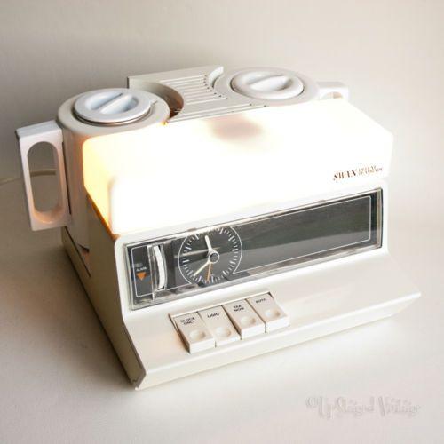 Swan Coffee Maker Alarm Clock : Vintage Retro 1980s SWAN DELUXE Teasmade Alarm Clock WORKING ORDER - FREE UK P&P in Home ...