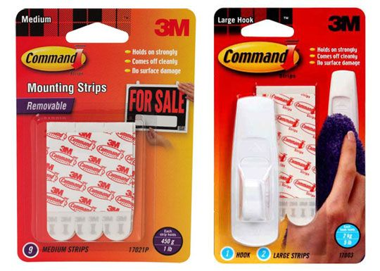 3m Command Adhesive Products The O Jays For The And