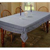 Found it at Wayfair - Hem Stitch Embroidered Vintage Design Tablecloth