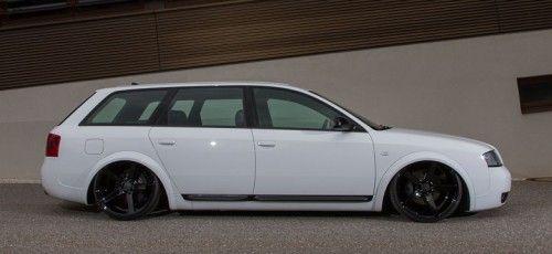 Tapetenwechsel: Frischer Wind in der Audi-Hütte Wie eine szenebekannter A6 Allroad zu einem neuen Auto wurde.