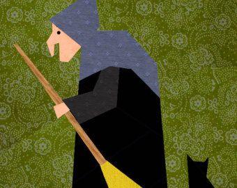 witch bonnet sue quilt pattern - Google Search