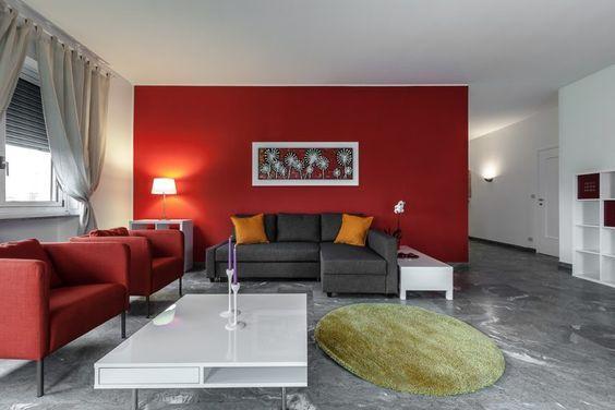 Como Combinar Un Sofa Gris Colores Para Pared Y Cojines Diseno De Interiores Salas Decoracion De Interiores Salas Interiores De Casa