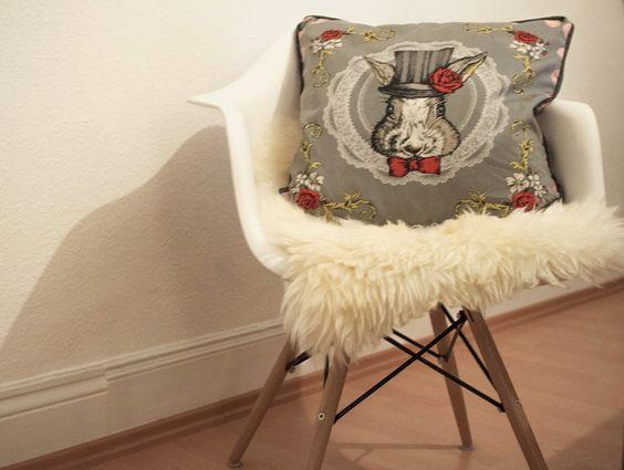 DIY-Pillow, Paspelband, DIY Kissen, Sewing http://www.dicke-w-und-goldmarie.blogspot.de