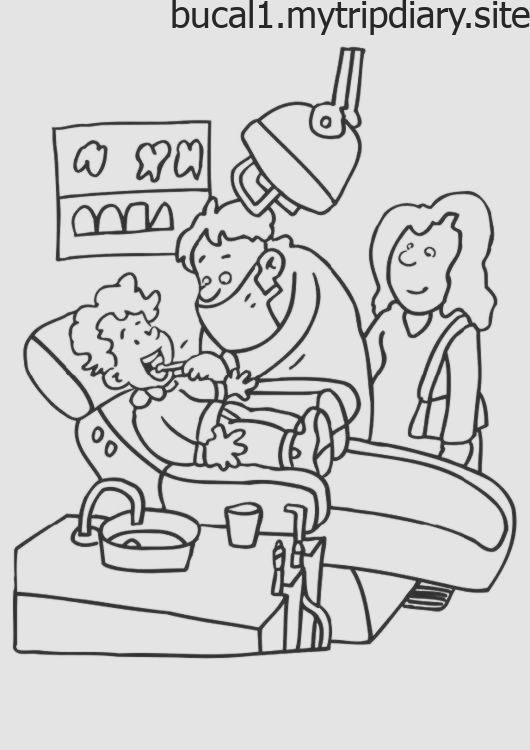 - Coloring Page Dentist - Coloring Picture Dentist. Free Coloring Sheets To  Print Dental Health, Teeth Health, Emergency Dentist