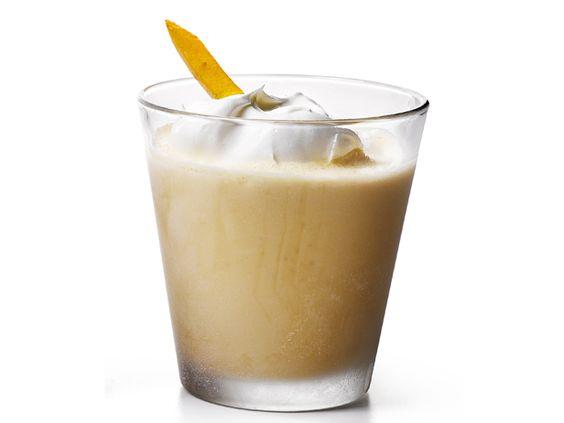 Salted Caramel Milkshake from