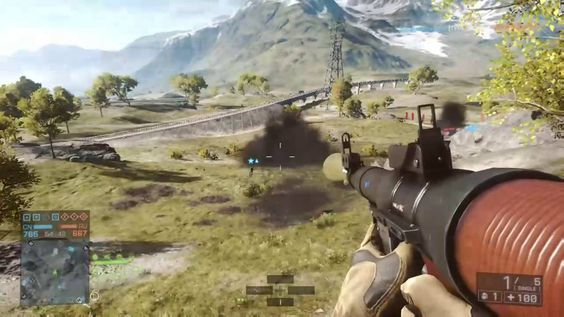 BF4. This is how to take out choppers