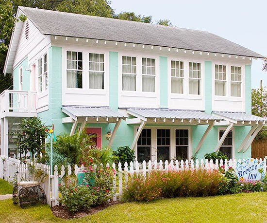 House Tours Colorful Beach Cottage Decorating Beach Cottage Style Beach Cottage Decor Beach House Decor