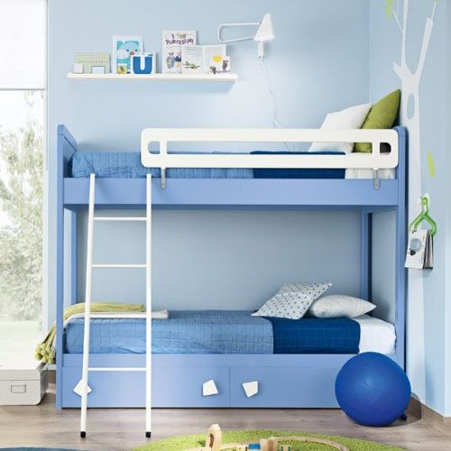 Space Saving Bunk Beds For Your Kids Modern Bunk Beds Cool Bunk Beds Bunk Beds
