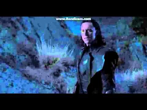 Avengers - Loki and Thor's first meeting