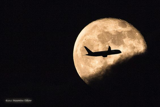 Super Moon with... by Takanyo, via Flickr
