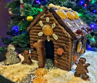 Paleo Gingerbread House | Mummy Made It