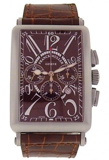 Franck Muller Long Island 1200 CC AT Stainless Steel Limited Edition Watch