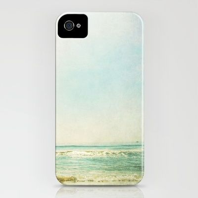 This Time I'll Stay iPhone Case by Tina Crespo - $35.00