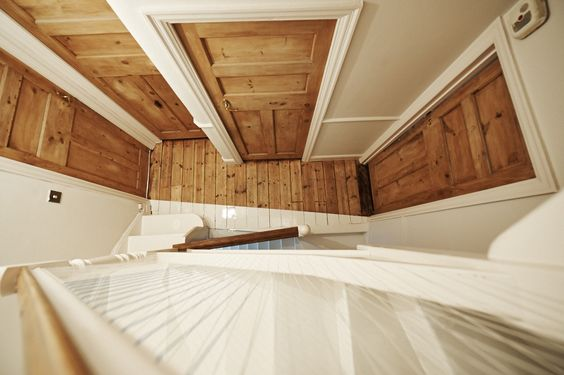 Captivating Leander Angerer And David Blair Ross Were Commissioned To Re Design A  Georgian Staircase. Tennis Racket Strings Were Sewn Into The Hand Rail Of  Theu2026 Home Design Ideas