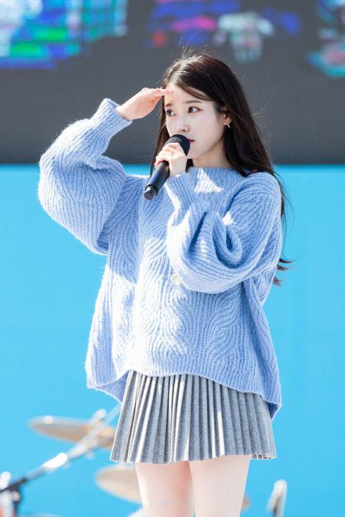 Pin By B L C B On Iu Stage Outfits Kpop Girls Korean Fashion