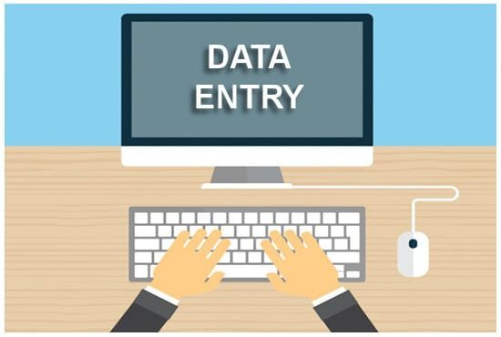 Business Support Services For Hire Online Fiverr Data Entry Projects Data Entry Data Entry Jobs