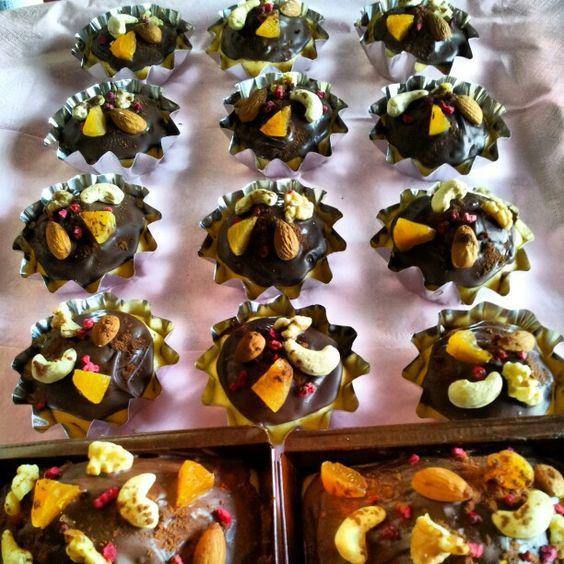 Handmade chocolate cake!