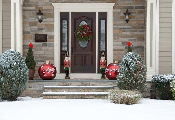 Holiday Decorations for Christmas will make your home more attractive to home buyers Winter is a great time to sell a house