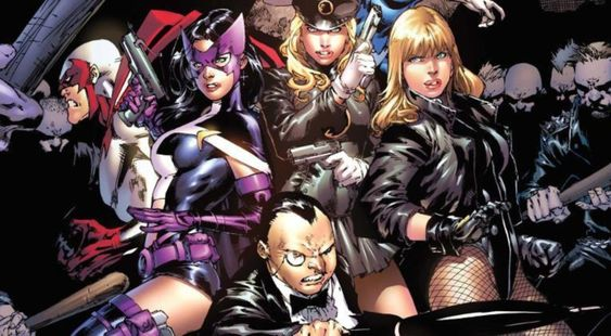 Birds of Prey set to released in 2020