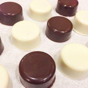 Chocolate covered oreo tutorial
