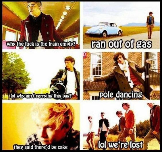 What was really going on in Gotta Be You!