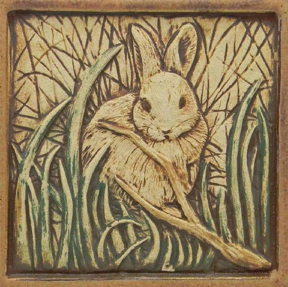 Ceramics bunnies and pyrography on pinterest