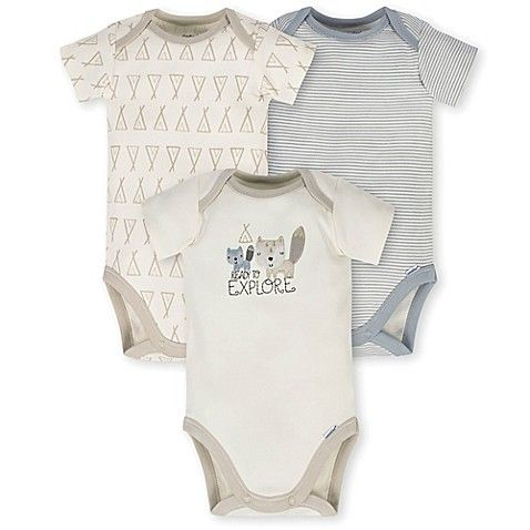 Stripes Premature Baby 5 Pack Long Sleeved Bodysuits White with Grey Star