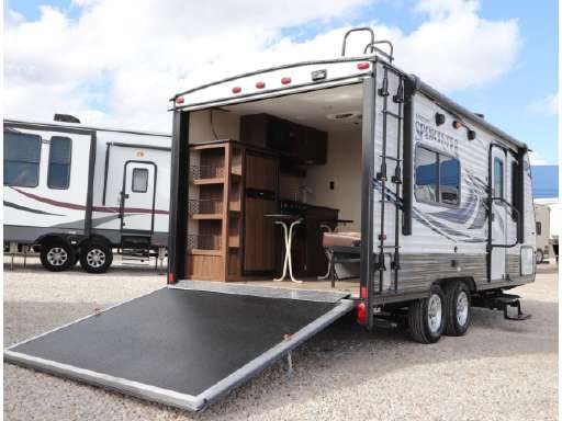 Used Toy Haulers For Sale 85 Toy Haulers Rv Trader With Images