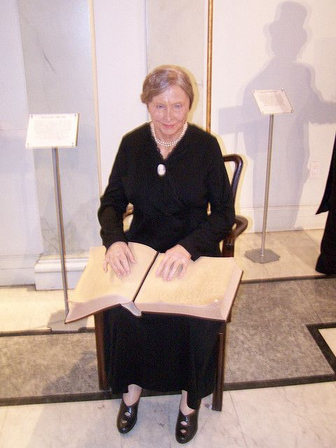 A history of hellen adams keller and her literary career